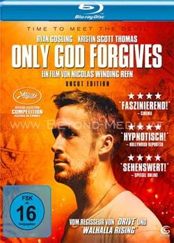 Only God Forgives (BLURAY)