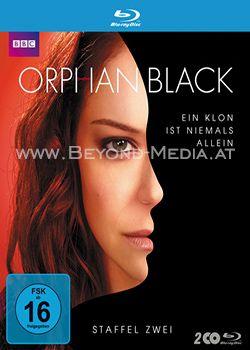 Orphan Black - Staffel Zwei (2 Discs) (BLURAY)