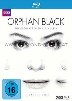 Orphan Black - Staffel Eins (2 Discs) (BLURAY)