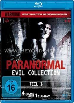 Paranormal Evil Collection Teil 1 (BLURAY)