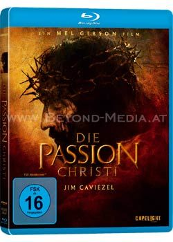 Passion Christi, Die (BLURAY)