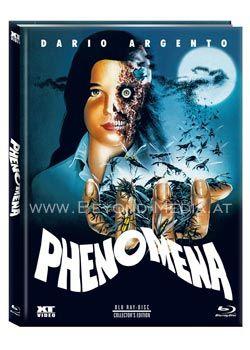Phenomena (Mediabook - Cover C) (BLURAY)