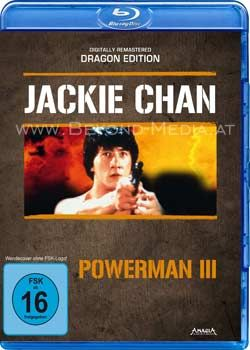 Powerman 3 (Dragon Edition) (BLURAY)