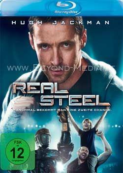 Real Steel (BLURAY)