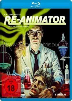 Re-Animator (Uncut) (BLURAY)