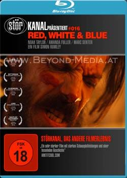 Red, White & Blue (Uncut) (BLURAY)