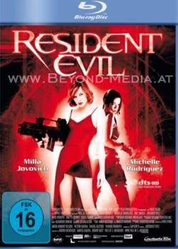 Resident Evil (BLURAY)