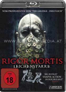 Rigor Mortis - Leichenstarre (2013) (BLURAY)