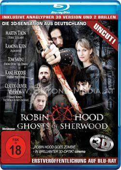 Robin Hood - Ghosts of Sherwood (Uncut) (BLURAY)