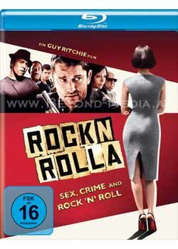 RockNRolla (BLURAY)