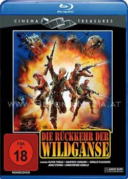 Rückkehr der Wildgänse, Die (Uncut) (BLURAY)