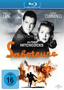 Saboteure (1942) (BLURAY)