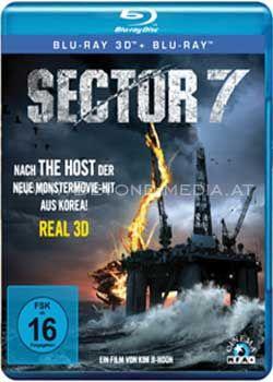 Sector 7 3D (BLURAY + BLURAY 3D)
