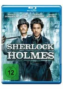Sherlock Holmes (2009) (BLURAY)