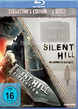 Silent Hill / Silent Hill: Revelation (Collectors Edition) (2 Discs) (BLURAY)