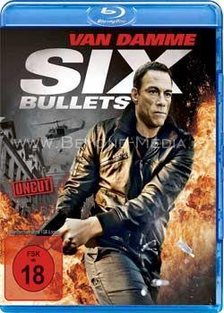 Six Bullets (Uncut) (BLURAY)