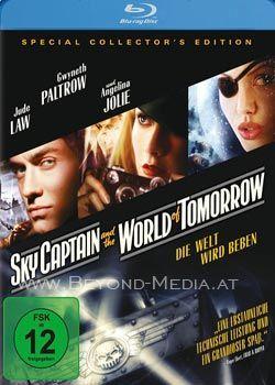 Sky Captain and the World of Tomorrow (BLURAY)