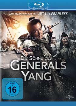 Söhne des Generals Yang, Die (BLURAY)