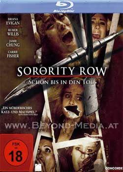 Sorority Row - Schön bis in den Tod (BLURAY)