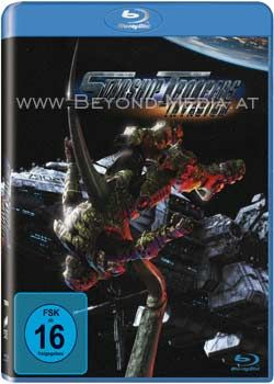 Starship Troopers: Invasion (BLURAY)