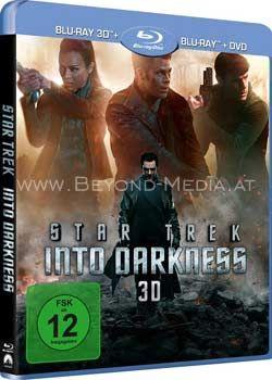 Star Trek - Into Darkness 3D (DVD + BLURAY + BLURAY 3D)