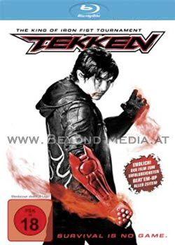 Tekken (Uncut) (BLURAY)