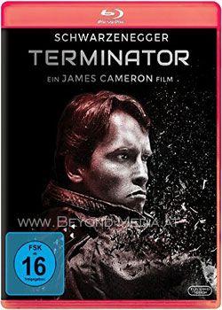 Terminator 1 (Neuauflage) (BLURAY)