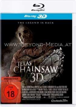 Texas Chainsaw 3D (Uncut) (BLURAY 3D)