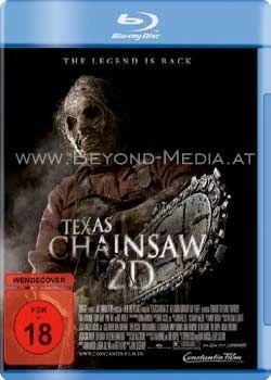 Texas Chainsaw 2D (Uncut) (BLURAY)