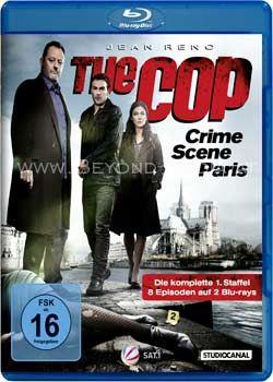 Cop, The: Crime Scene Paris - Die komplette erste Staffel (3 Discs) (BLURAY)