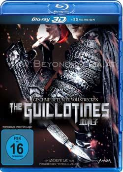 Guillotines 3D, The (BLURAY 3D)