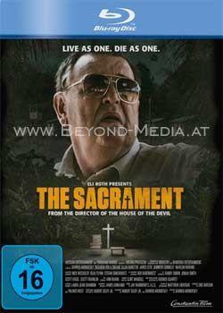 Sacrament, The (BLURAY)