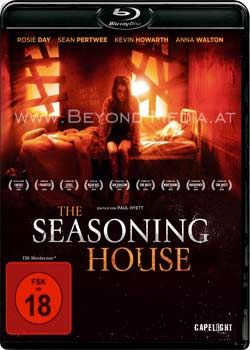 Seasoning House, The (Uncut) (BLURAY)