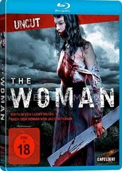 Woman, The (Jack Ketchum) (Uncut) (BLURAY)
