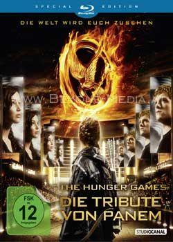 Tribute von Panem, Die - The Hunger Games (Special Edition) (BLURAY)