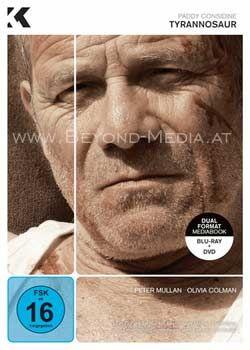 Tyrannosaur - Eine Liebesgeschichte (Mediabook) (DVD + BLURAY)
