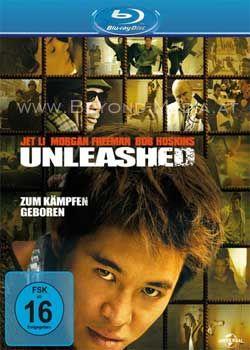 Unleashed - Entfesselt (BLURAY)
