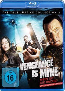 Vengeance Is Mine - Mein ist die Rache (BLURAY)