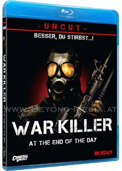 War Killer - At the End of the Day (Uncut) (BLURAY)