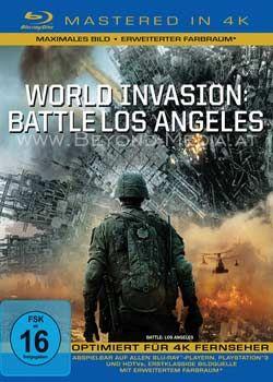 World Invasion: Battle Los Angeles (4K Mastered) (BLURAY)