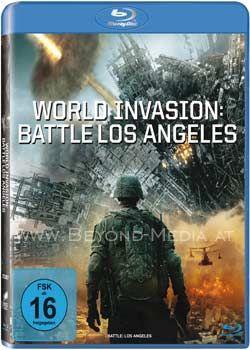 World Invasion: Battle Los Angeles (BLURAY)