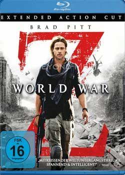 World War Z (Extended Action Cut) (BLURAY)