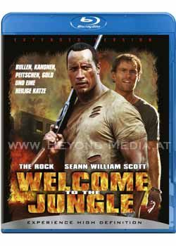 Welcome to the Jungle (Extended Version) (BLURAY)