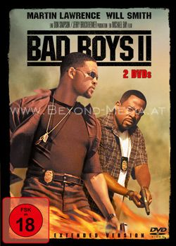 ** B-WARE ** Bad Boys 2 (Extended Version) (2 Discs) ** B-WARE **