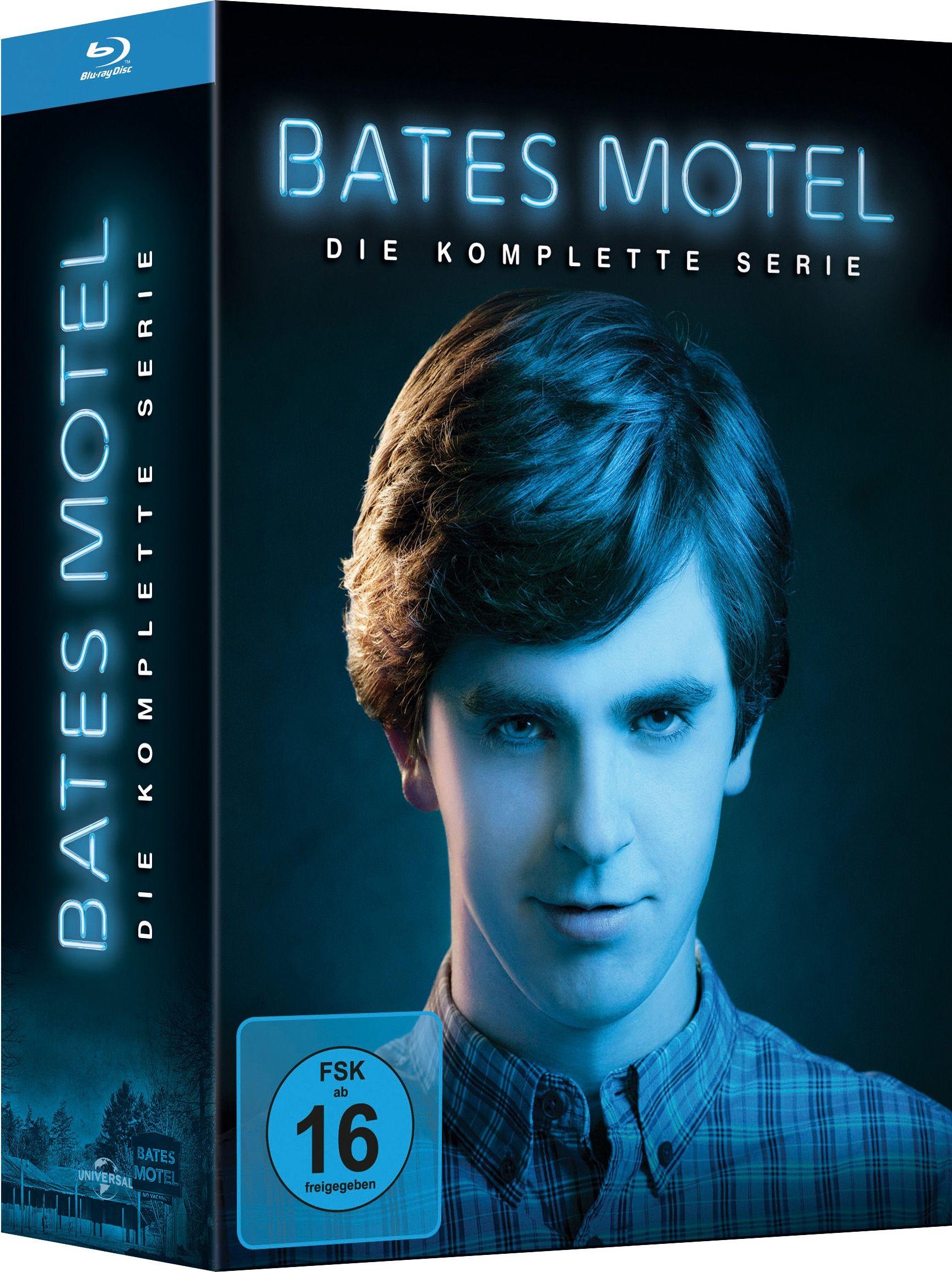 Bates Motel - Die komplette Serie (10 Discs) (BLURAY)