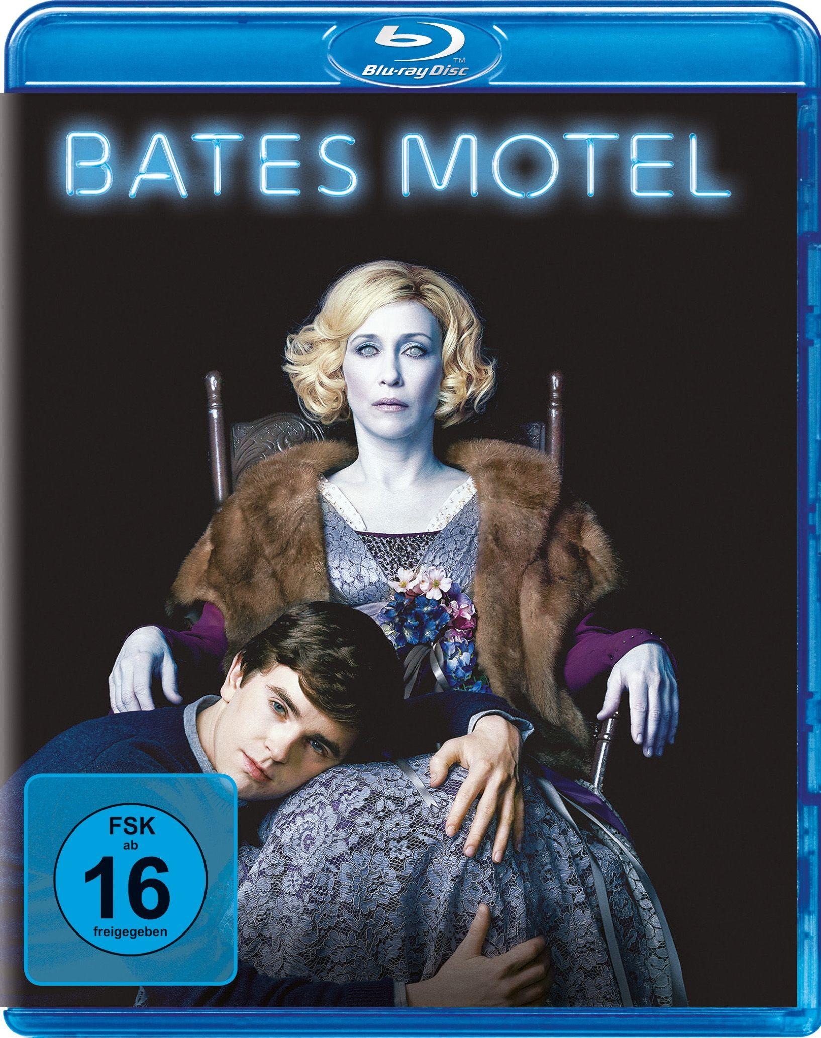Bates Motel - Season 5 (2 Discs) (BLURAY)