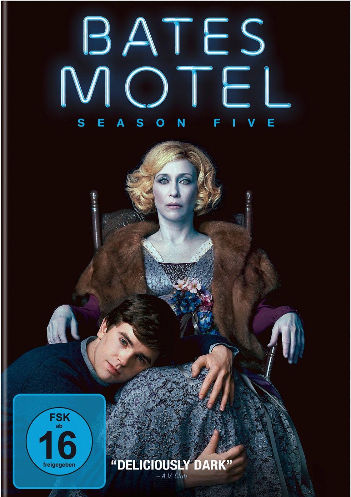 Bates Motel - Season 5 (3 Discs)
