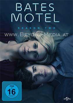 Bates Motel - Season 2 (3 Discs)