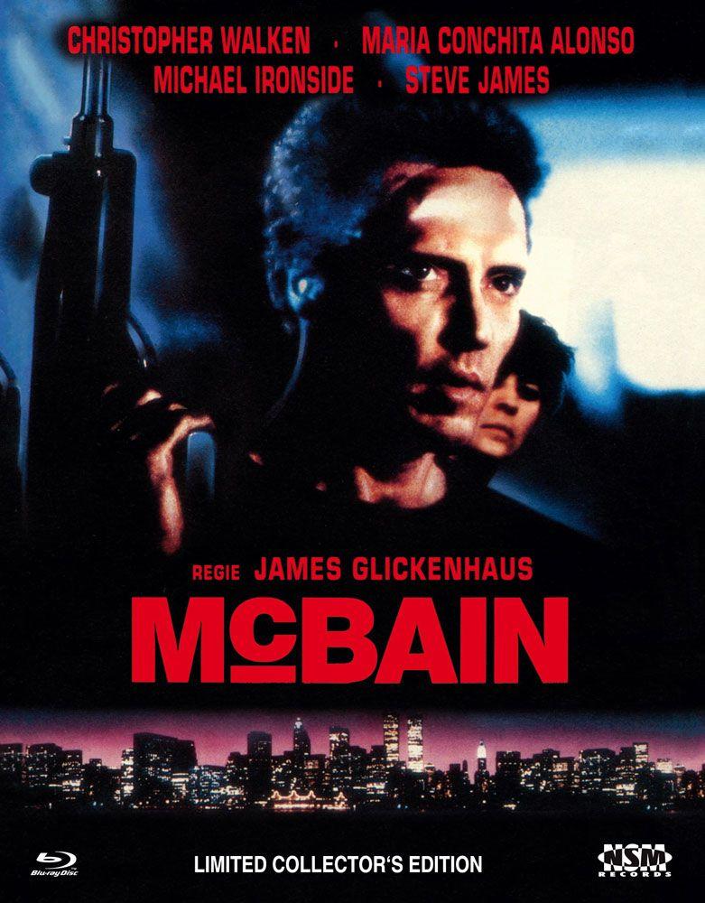 McBain (Lim. BD Hartbox - Cover B) (BLURAY)