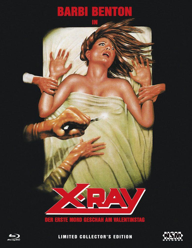 X-Ray (Lim. BD Hartbox - Cover A) (BLURAY)